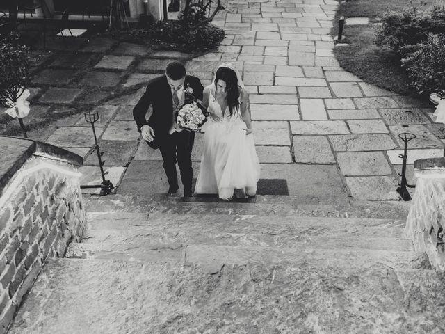 Il matrimonio di Enrico e Alessia a Busca, Cuneo 70