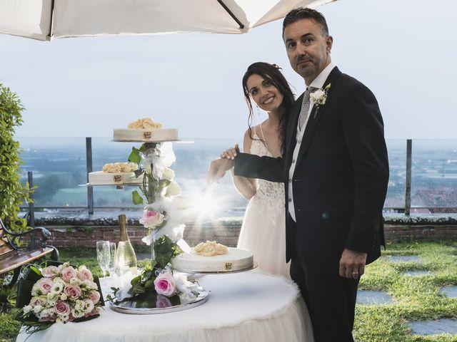 Il matrimonio di Enrico e Alessia a Busca, Cuneo 76