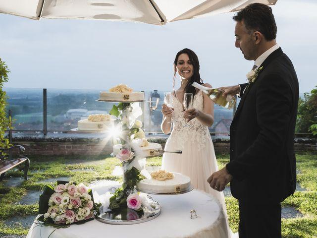 Il matrimonio di Enrico e Alessia a Busca, Cuneo 80