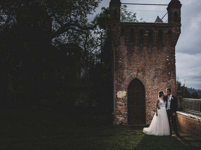 Il matrimonio di Enrico e Alessia a Busca, Cuneo 81