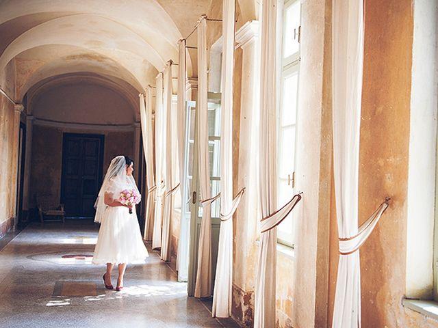 Il matrimonio di Fabrizio e Federica a San Sebastiano da Po, Torino 22
