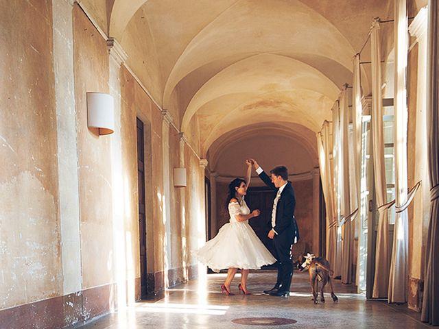 Il matrimonio di Fabrizio e Federica a San Sebastiano da Po, Torino 24