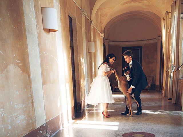 Il matrimonio di Fabrizio e Federica a San Sebastiano da Po, Torino 25