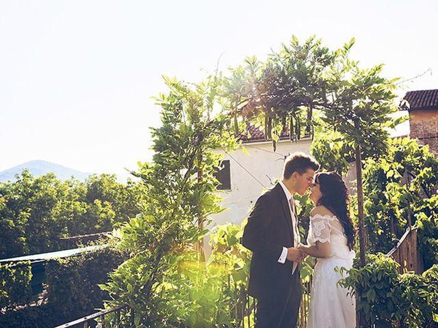 Il matrimonio di Fabrizio e Federica a San Sebastiano da Po, Torino 27
