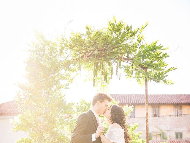 Il matrimonio di Fabrizio e Federica a San Sebastiano da Po, Torino 29