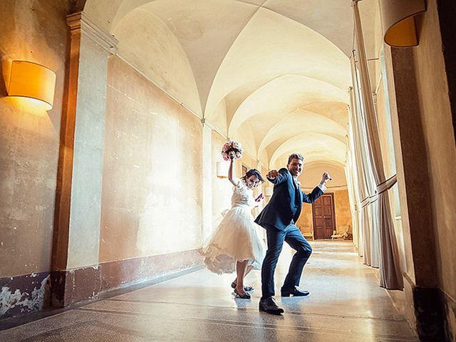 Il matrimonio di Fabrizio e Federica a San Sebastiano da Po, Torino 30