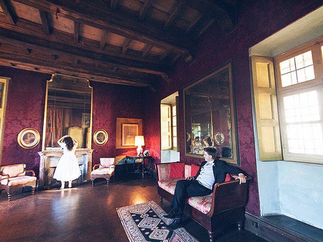 Il matrimonio di Fabrizio e Federica a San Sebastiano da Po, Torino 31