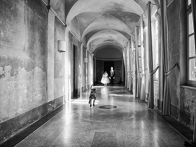 Il matrimonio di Fabrizio e Federica a San Sebastiano da Po, Torino 32