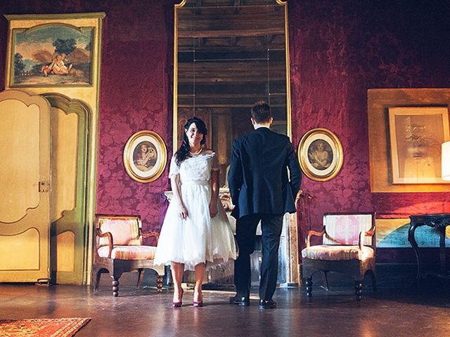 Il matrimonio di Fabrizio e Federica a San Sebastiano da Po, Torino 34
