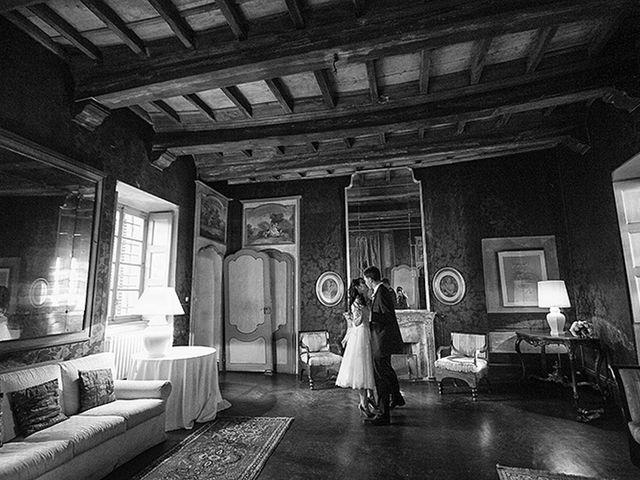 Il matrimonio di Fabrizio e Federica a San Sebastiano da Po, Torino 35
