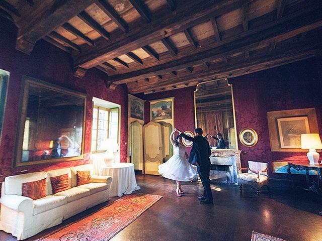 Il matrimonio di Fabrizio e Federica a San Sebastiano da Po, Torino 36
