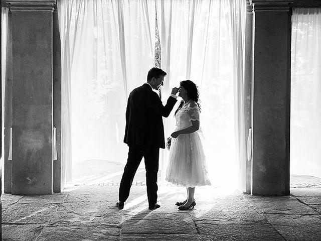 Il matrimonio di Fabrizio e Federica a San Sebastiano da Po, Torino 37
