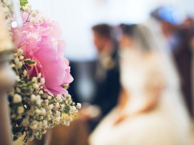 Il matrimonio di Fabrizio e Federica a San Sebastiano da Po, Torino 43