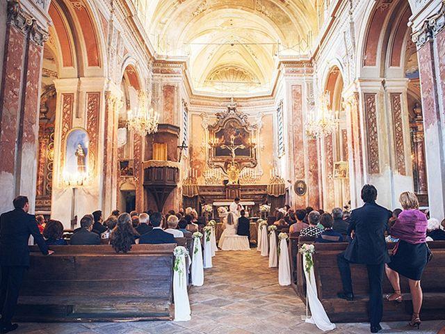 Il matrimonio di Fabrizio e Federica a San Sebastiano da Po, Torino 44