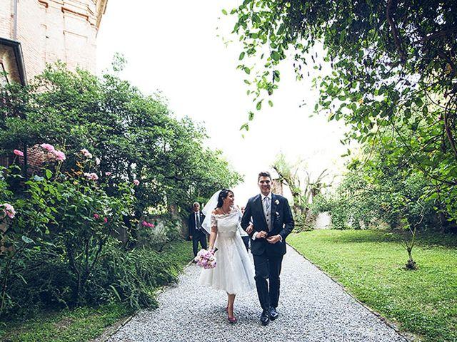 Il matrimonio di Fabrizio e Federica a San Sebastiano da Po, Torino 50