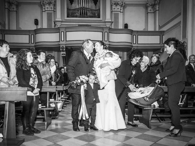 Il matrimonio di Alberto e Rossella a Villa del Conte, Padova 14