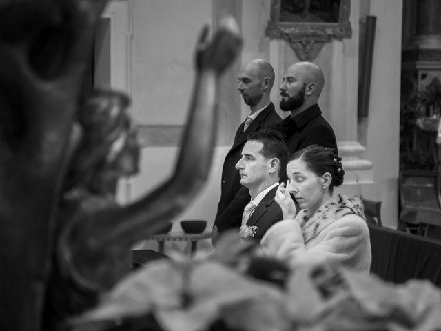 Il matrimonio di Alberto e Rossella a Villa del Conte, Padova 15