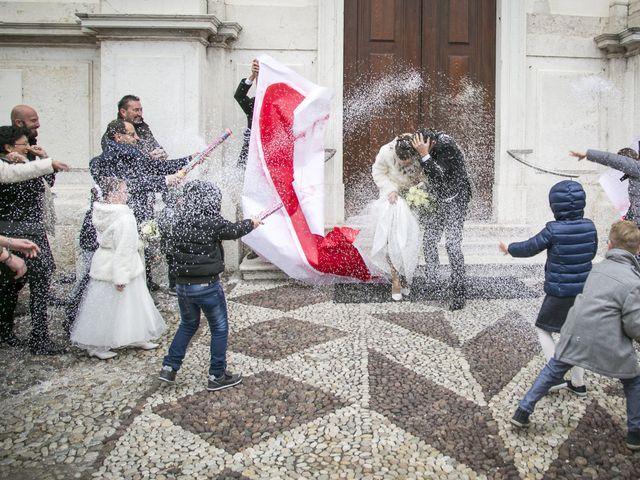 Il matrimonio di Alberto e Rossella a Villa del Conte, Padova 16