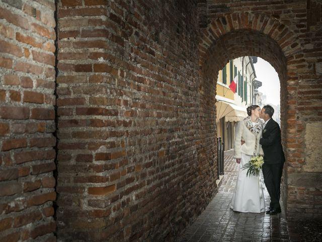 Il matrimonio di Alberto e Rossella a Villa del Conte, Padova 17