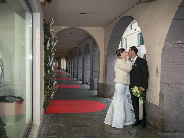 Il matrimonio di Alberto e Rossella a Villa del Conte, Padova 18