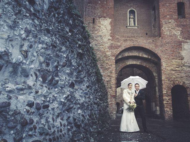 Il matrimonio di Alberto e Rossella a Villa del Conte, Padova 19