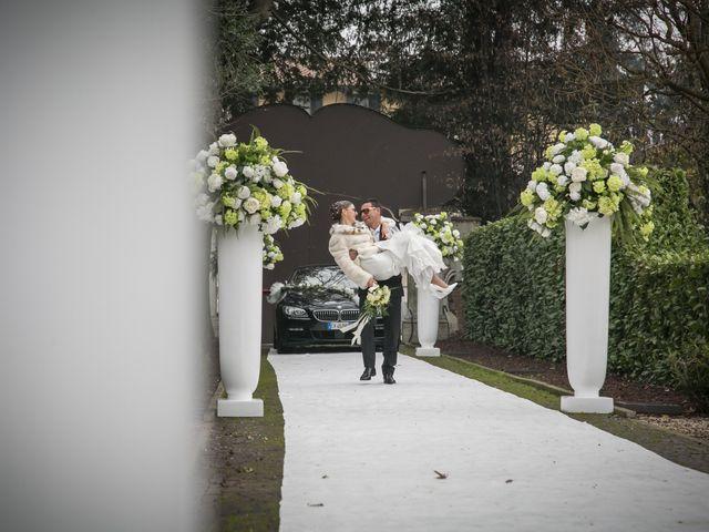 Il matrimonio di Alberto e Rossella a Villa del Conte, Padova 21