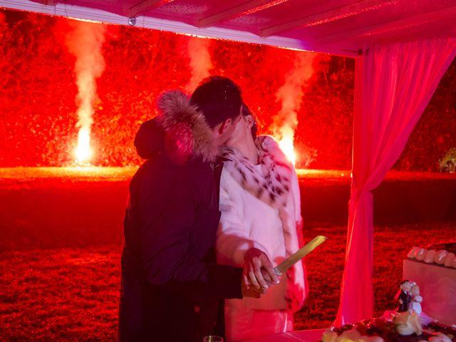 Il matrimonio di Alberto e Rossella a Villa del Conte, Padova 36