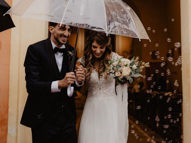 Il matrimonio di Alessandro e Elisa a Roma, Roma 47