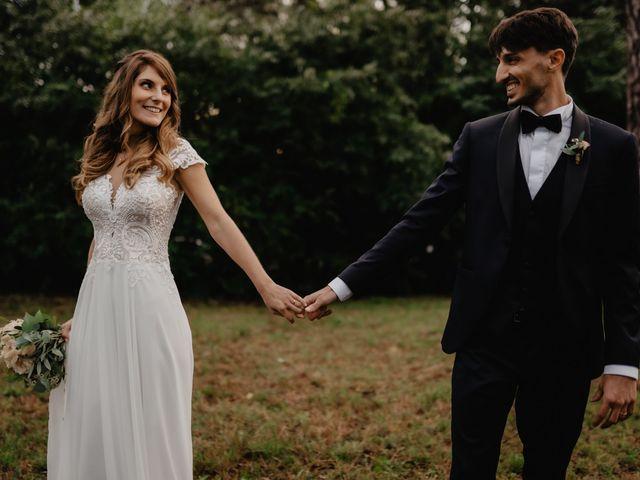 Il matrimonio di Alessandro e Elisa a Roma, Roma 61