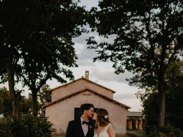 Il matrimonio di Alessandro e Elisa a Roma, Roma 66
