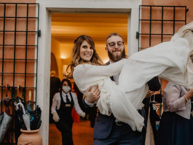 Il matrimonio di Alessandro e Elisa a Roma, Roma 67