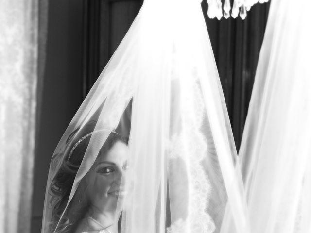 Il matrimonio di Roberto e Teresa a Lettere, Napoli 4