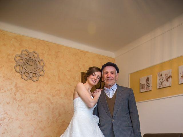 Il matrimonio di Elton e Alma a Genova, Genova 6