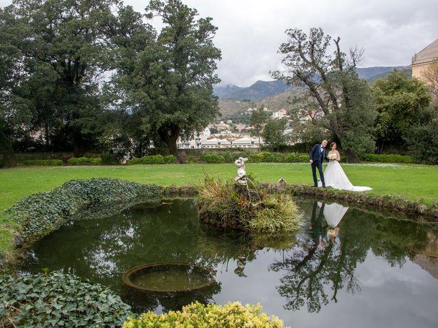 Il matrimonio di Elton e Alma a Genova, Genova 7