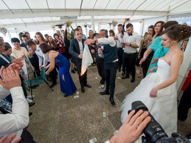 Il matrimonio di Elton e Alma a Genova, Genova 18