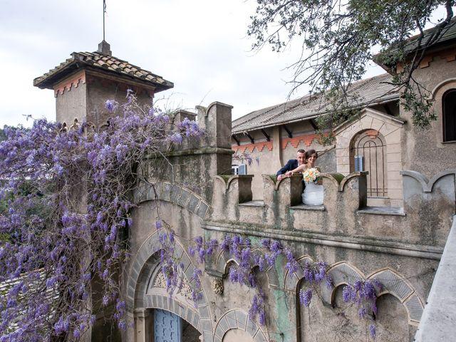 Il matrimonio di Elton e Alma a Genova, Genova 20