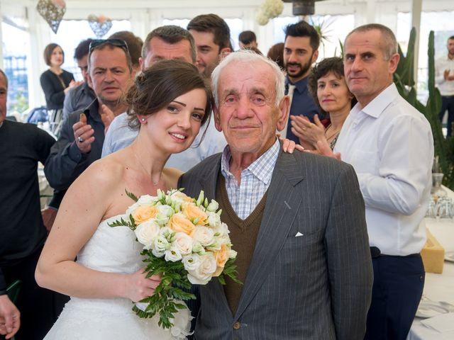 Il matrimonio di Elton e Alma a Genova, Genova 38