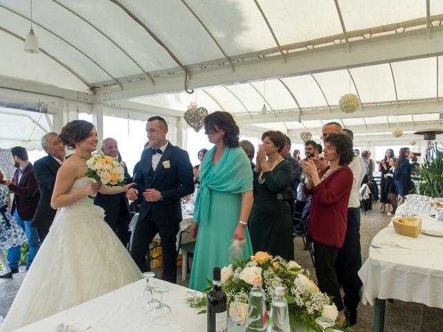 Il matrimonio di Elton e Alma a Genova, Genova 42