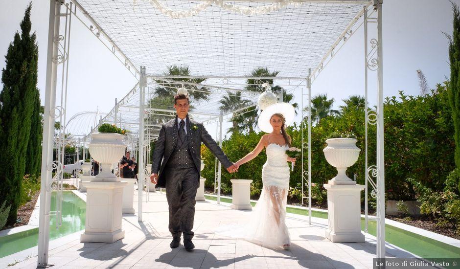 Il matrimonio di Antonio e Ilenia a Petacciato, Campobasso