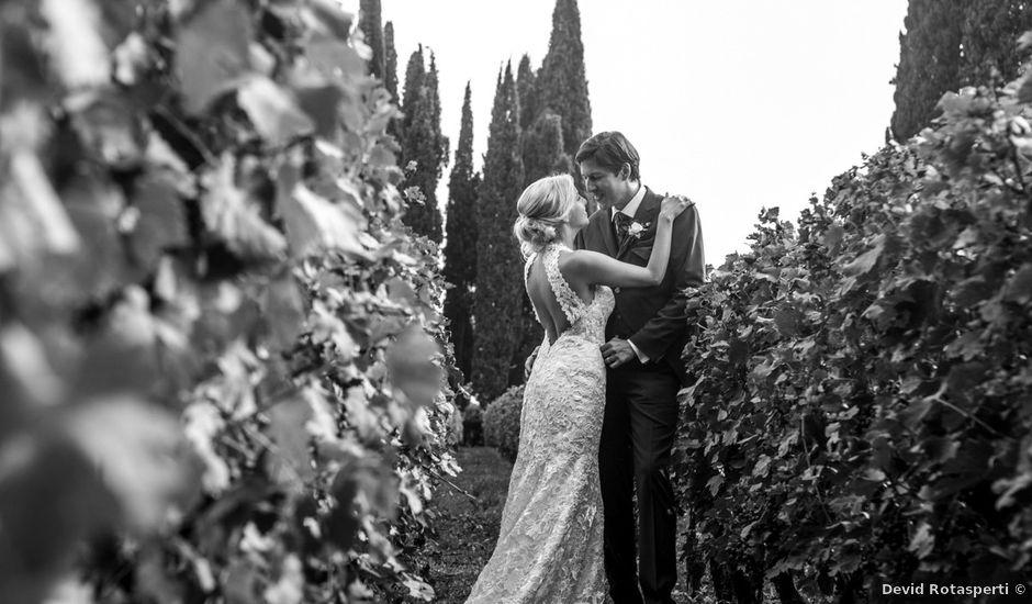 Il matrimonio di Sirus e Anna a San Pietro in Cariano, Verona