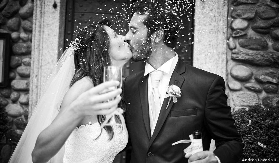 Il matrimonio di Mattia e Manuela a Comignago, Novara