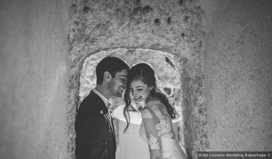 Il matrimonio di Luca e Giovannella a Favara, Agrigento