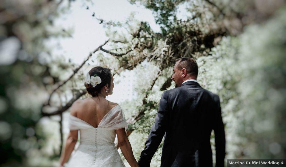 Il matrimonio di Francesco e Elisa a Vezzano Ligure, La Spezia