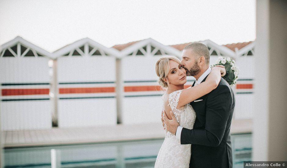 Il matrimonio di Fabio e Claudia a Forte dei Marmi, Lucca
