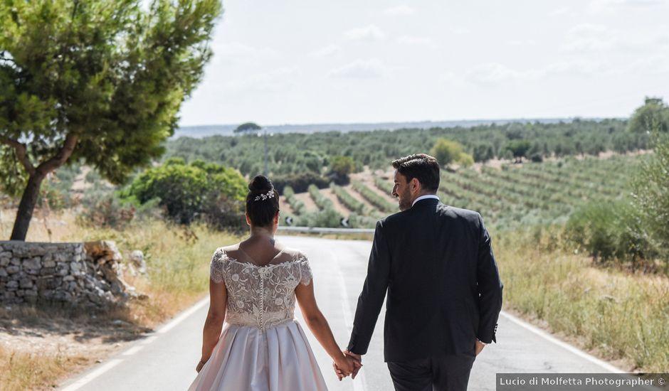 Il matrimonio di Michele e Maria a Ruvo di Puglia, Bari