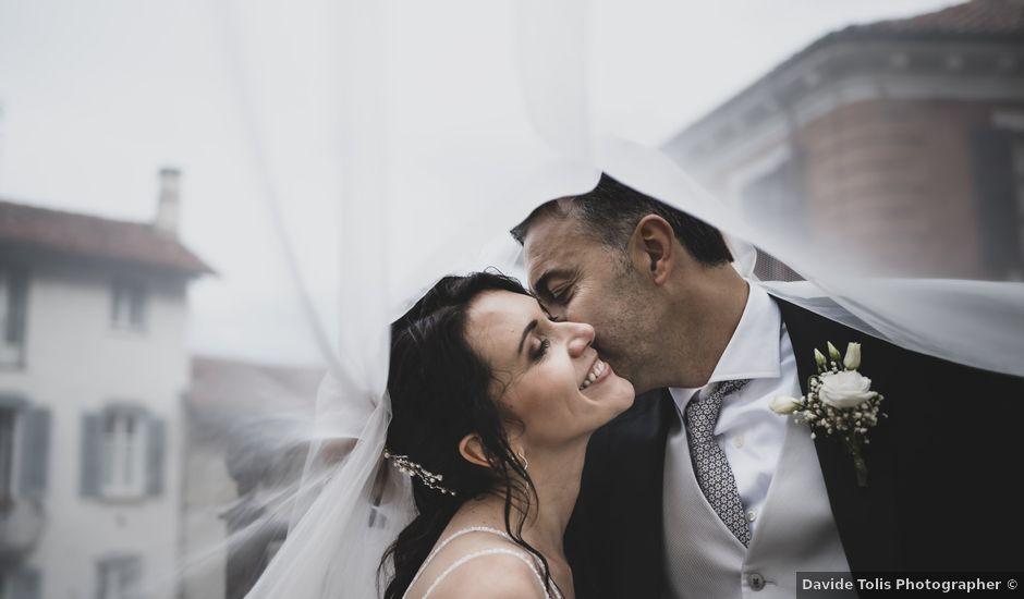 Il matrimonio di Enrico e Alessia a Busca, Cuneo