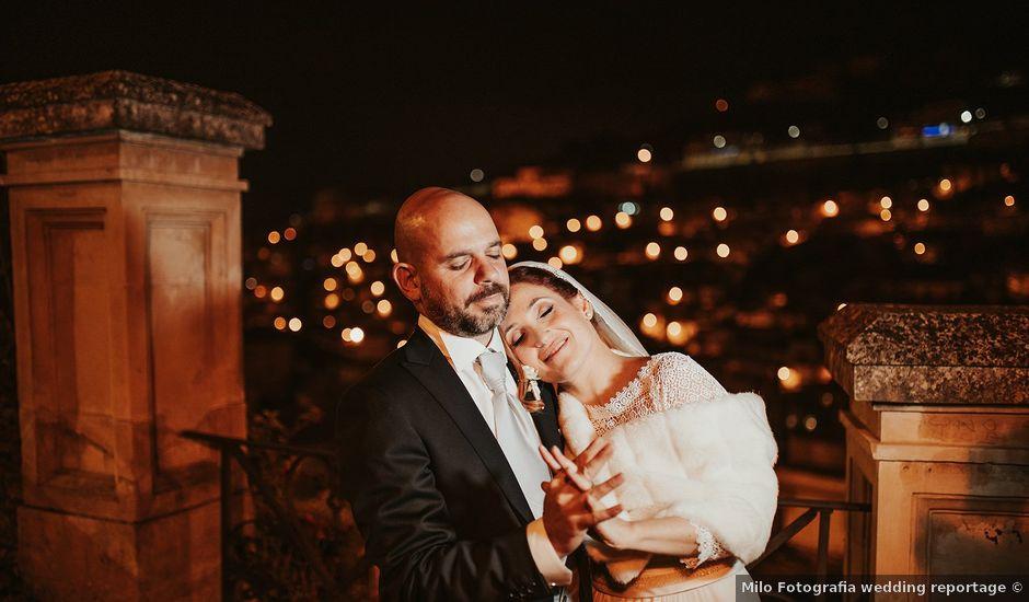 Il matrimonio di Giuseppe e Maria a Rosolini, Siracusa
