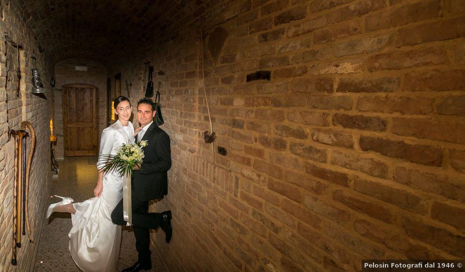 Il matrimonio di Alberto e Rossella a Villa del Conte, Padova