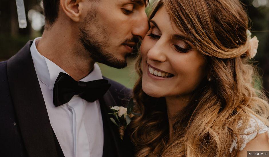 Il matrimonio di Alessandro e Elisa a Roma, Roma