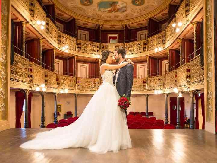 Le nozze di Costanza e Roberto